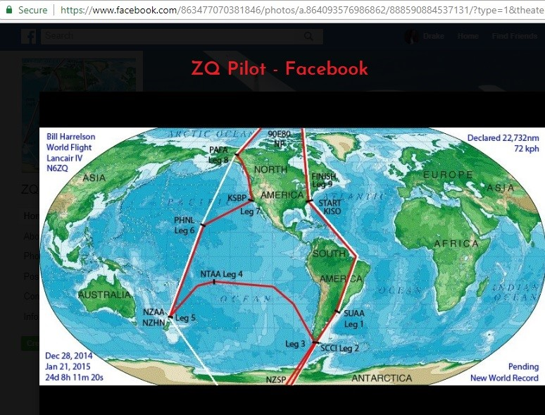 And notice how the Transpolar08 team shows their supposed circumnavigation. e3f3dfae9